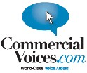 Link to commercial voices  website.